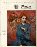 Books:Art & Architecture, Pablo Picasso. Blue and Rose Periods. Text by William Lieberman. New York: Harry Abrams, [1953]. Portfolio edition. With...