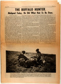 Miscellaneous:Newspaper, [Newspaper]. Pioneer News-Observer, July 1970. Twenty-fourpages. One horizontal folding crease. General even to...
