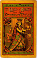 Books:Americana & American History, [Americana]. The Queen of Hearts and the Damson Tarts. NewYork: McLoughlin Bros., 1869. First edition. Color lithog...