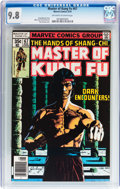 Bronze Age (1970-1979):Adventure, Master of Kung Fu #67 (Marvel, 1978) CGC NM/MT 9.8 Off-white to white pages....