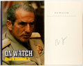 Books:Biography & Memoir, Elmo R. Zumwalt, Jr. SIGNED. On Watch. NYT Book Co., [1976]. Second printing. Signed by the author. Publisher's ...