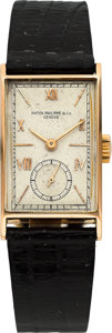 Timepieces:Wristwatch, Patek Philippe & Co. Vintage Rose Gold Wristwatch, circa 1940. ...