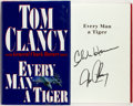 Books:Americana & American History, Tom Clancy (with Gen. Chuck Horner). SIGNED. Every Man aTiger. New York: Putnam's, [1999]. First edition, first pri...