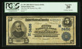 National Bank Notes:Missouri, Kansas City, MO - $5 1902 Date Back Fr. 591 The First NB Ch. #(M)3456. ...