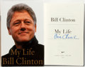 Books:Biography & Memoir, Bill Clinton. SIGNED. My Life. New York: Knopf, 2004. Firstedition, first printing. Signed by the author. Publi...