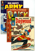 Silver Age (1956-1969):Miscellaneous, Harvey Humor Comics Group (Harvey, 1953-62).... (Total: 6 ComicBooks)