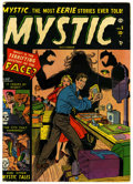 Golden Age (1938-1955):Horror, Mystic #5 (Atlas, 1951) Condition: VG+....
