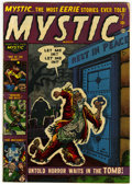 Golden Age (1938-1955):Horror, Mystic #7 (Atlas, 1952) Condition: VG/FN....