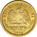 Mexico, Mexico: Republic gold 20 Pesos 1884/3 Mo-M,...