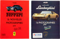 Transportation:Automobilia, Ferrari and Lamborghini Portfolios By French Photographer AlbericHaas...