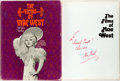 Books:Biography & Memoir, [Inscribed by Mae West]. Jon Tuska. The Films of Mae West.New Jersey: Citadel Press, [1973]. First edition. Inscr...