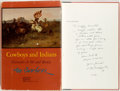 Books:Art & Architecture, Joe Beeler, artist. INSCRIBED. Cowboys and Indians. Norman: University of Oklahoma Press, [1967]. First edition. I...