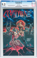 Modern Age (1980-Present):Alternative/Underground, Cry For Dawn #1 (CFD Productions, 1989) CGC NM- 9.2 White pages....