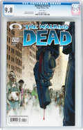 Modern Age (1980-Present):Horror, Walking Dead #4 (Image, 2004) CGC NM/MT 9.8 White pages....