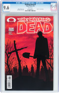 Modern Age (1980-Present):Horror, Walking Dead #6 (Image, 2004) CGC NM+ 9.6 White pages....