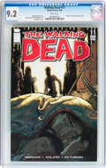 Modern Age (1980-Present):Horror, Walking Dead #11 (Image, 2004) CGC NM- 9.2 White pages....