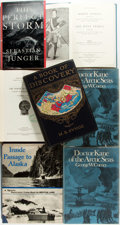 Books:Travels & Voyages, [Exploration and Discovery]. Group of Seven Books about Exploration. Various publishers and dates. Very good. . ... (Total: 7 Items)