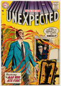Silver Age (1956-1969):Horror, Tales of the Unexpected #9 (DC, 1957) Condition: FN+....