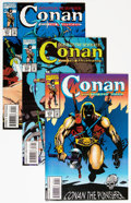 Modern Age (1980-Present):Miscellaneous, Conan the Barbarian #271-275 Group (Marvel, 1993-94).... (Total: 5 Comic Books)