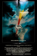 Entertainment Collectibles:Movie, [Movie Posters]. Superman the Movie. Warner Brothers, 1978.Starring Marlon Brando, Gene Hackman, Christopher Re...