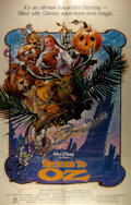 Entertainment Collectibles:Movie, [Movie Posters]. Group of Three Disney Movie Posters. Includes Return from Witch Mountain (1978), The Smurfs and...