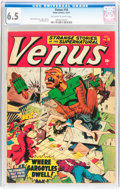 Golden Age (1938-1955):Horror, Venus #16 (Timely, 1951) CGC FN+ 6.5 Off-white to white pages....
