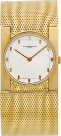 Timepieces:Wristwatch, Audemars Piguet Ref. 22946 Gold Bracelet Wristwatch. ...