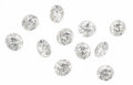 Estate Jewelry:Unmounted Diamonds, Unmounted Diamonds. ... (Total: 11 Items)