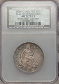 Seated Half Dollars, 1855-O 50C Arrows -- Improperly Cleaned -- NCS. AU Details. Ex: Jules Reiver Collection. NGC Census: (26/337). PCGS Populat...