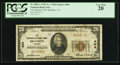 National Bank Notes:Vermont, Brandon, VT - $20 1929 Ty. 1 The Brandon NB Ch. # 404. ...