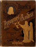 Books:Literature Pre-1900, Dante Alighieri. Purgatory and Paradise. New York: Cassell,[n.d., ca. 1860?]. New edition. Translated by the Rev. H...