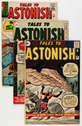 Silver Age (1956-1969):Horror, Tales to Astonish UK Editions Group (Marvel, 1962-64) Condition:Average VG+.... (Total: 9 Comic Books)