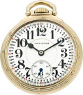 Timepieces:Pocket (post 1900), Hamilton 23 Jewel Grade 950. ...