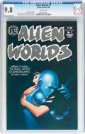 Modern Age (1980-Present):Science Fiction, Alien Worlds #7 (Pacific Comics/Eclipse, 1984) CGC NM/MT 9.8 Whitepages....