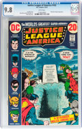 Bronze Age (1970-1979):Superhero, Justice League of America #103 (DC, 1972) CGC NM/MT 9.8 Whitepages....