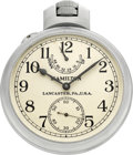 Timepieces:Other , Hamilton Unused Model 22 Chronometer Received For Auction In Factory Sealed Box. ...