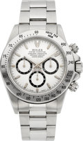 Timepieces:Wristwatch, Rolex Ref. 16520 Steel Oyster Perpetual Cosmograph Daytona, circa 1997. ...
