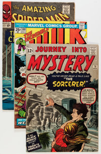 Silver to Bronze Age Miscellaneous Comics Group (Various Publishers, 1960s-70s) Condition: Average VG.... (Total: 36 Com...