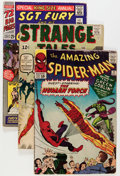 Silver Age (1956-1969):Miscellaneous, Silver Age Miscellaneous Comics Group (Various Publishers,1960s-70s) Condition: Average GD.... (Total: 18 Comic Books)