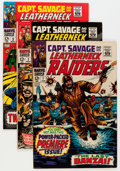 Silver Age (1956-1969):War, Captain Savage and His Leatherneck Raiders #1-12 Group (Marvel, 1968) Condition: Average VF/NM.... (Total: 12 Comic Books)