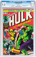 Bronze Age (1970-1979):Superhero, The Incredible Hulk #181 (Marvel, 1974) CGC NM/MT 9.8 Whitepages....