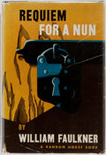 Books:Literature 1900-up, William Faulkner. Requiem for a Nun. New York: Random House,[1950]. First trade edition. Publisher's binding and or...