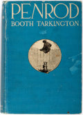 "Books:Children's Books, Booth Tarkington. Penrod. Garden City: Doubleday, Page,1914. First edition, first issue, with ""sence"" on page 19. P..."
