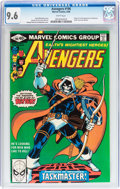 Modern Age (1980-Present):Superhero, The Avengers #196 (Marvel, 1980) CGC NM+ 9.6 White pages....