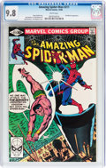 Modern Age (1980-Present):Superhero, The Amazing Spider-Man #211 (Marvel, 1980) CGC NM/MT 9.8 Whitepages....
