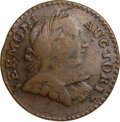 Colonials, 1788 COPPER Vermont Copper, Mailed Bust Right VF30 NGC. RR-24, Bressett 16-S, W-2200, R.3. ...