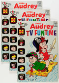 Silver Age (1956-1969):Cartoon Character, Little Audrey TV Funtime #22-33 File Copy Group (Harvey, 1969-71) Condition: Average NM-.... (Total: 36 Comic Books)