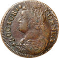 Colonials, 1788 COPPER Connecticut Copper, Draped Bust Left XF40 NGC. M. 14.1-L.2, W-4570, R.6. ...