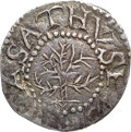 Colonials, 1652 3PENCE Oak Tree Threepence XF45 NGC. Noe-28, W-310, Salmon 6-B, R.4. ...