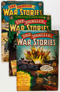 Silver Age (1956-1969):War, Star Spangled War Stories Group (DC, 1962-65) Condition: Average FR.... (Total: 31 Comic Books)